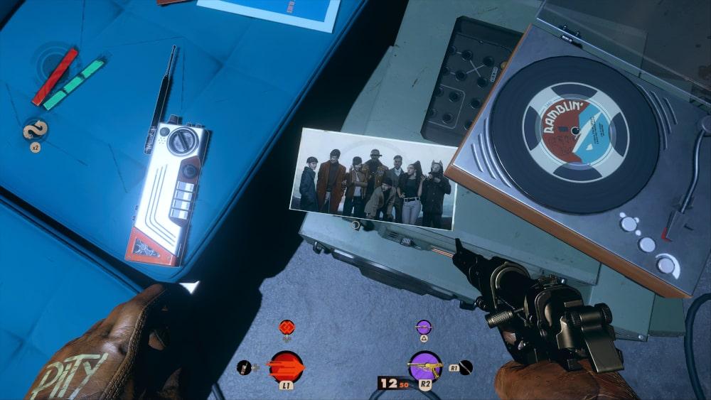 Zdjęcie wszystkich kluczowych postaci w grze