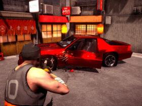 Członek gangu w Road Gangs Simulator