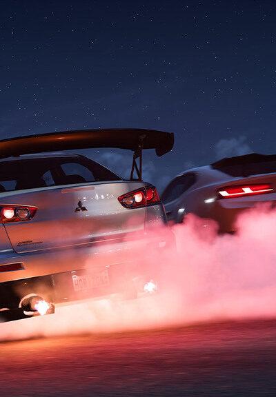 Samochody z Forzy Horizon 5