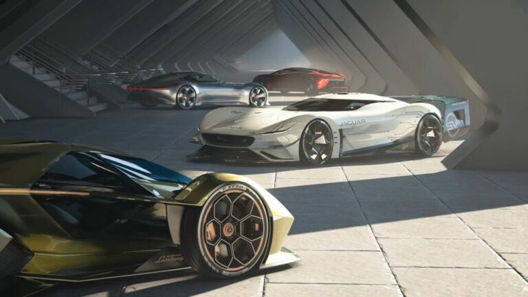 Samochody z Gran Turismo 7