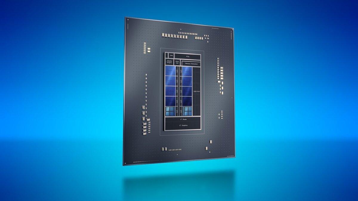 Budowa Intel Alder Lake-S