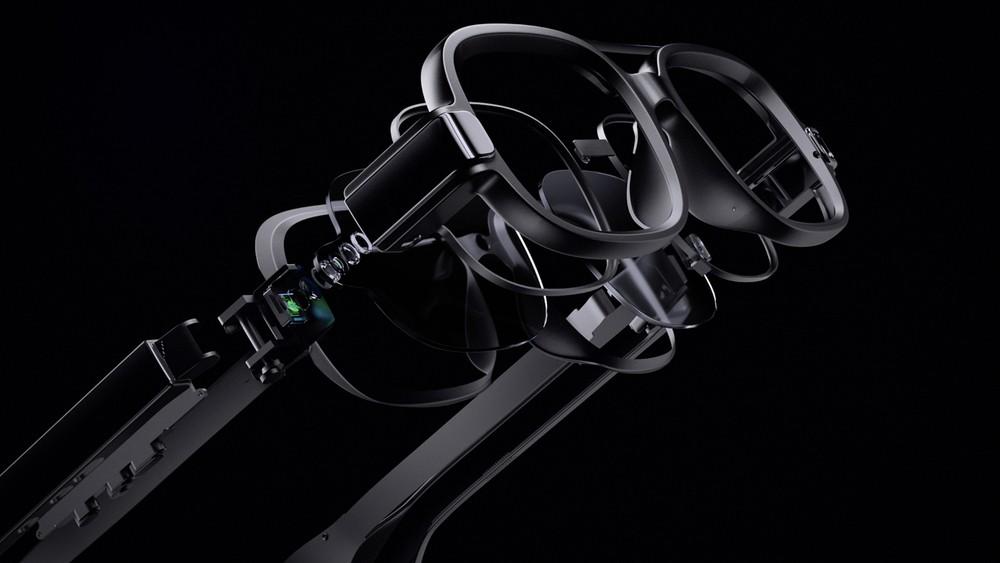 Budowa okularów Xioami Smart Glasses