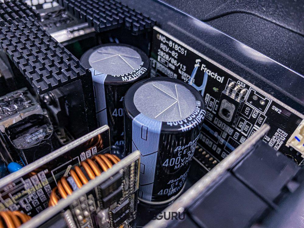 Japońskie kondensatory