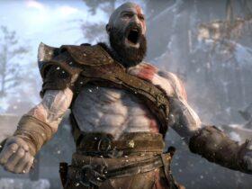 Krzyczący Kratos