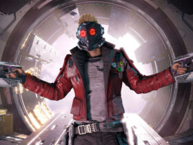 Star-Lord w Marvel's Guardians of the Galaxy
