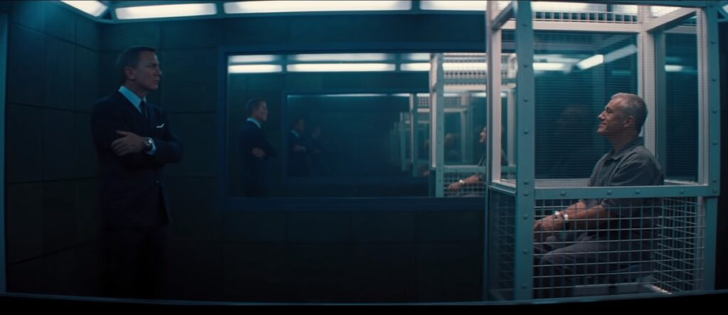 Daniel Craig i Christoph Waltz w Nie czas umierać