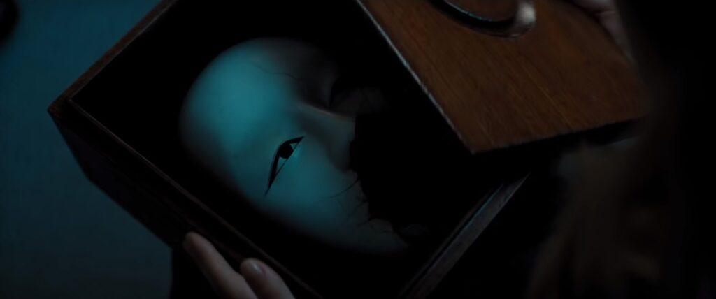 Maska w filmie Nie czas umierać