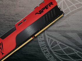 Test Patriot Viper Elite II - moduł pamięci