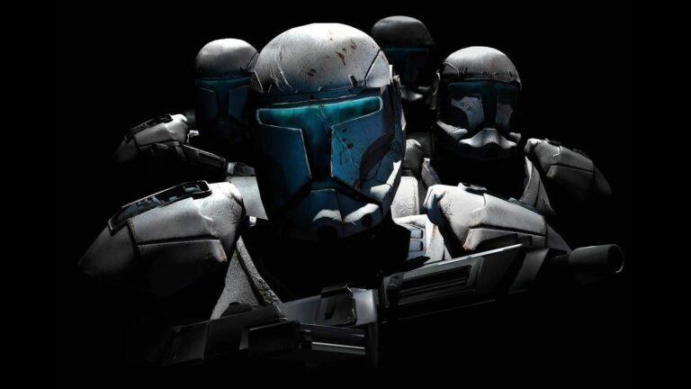 Komandosi Republiki skryci w mroku