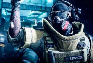 Postać Saul Espinosa z Battlefielda 2042