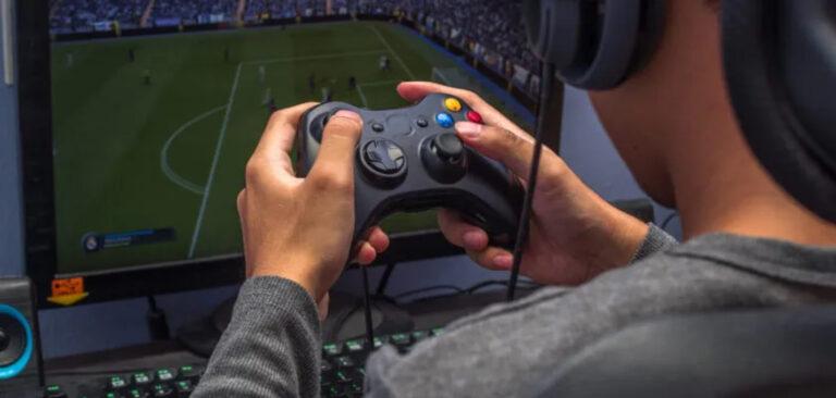 Granie na konsoli Xbox