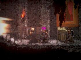 Screen z gry Salt and Sacrifice