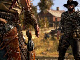 Stare gry komputerowe - Call of Juarez Gunslinger