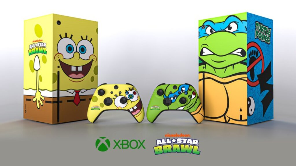 Wygląd konsoli Xbox Series X w limitowanej edycji